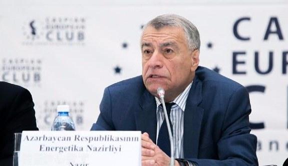 Azerbaycan Enerji Bakanı Aliyev vefat etti