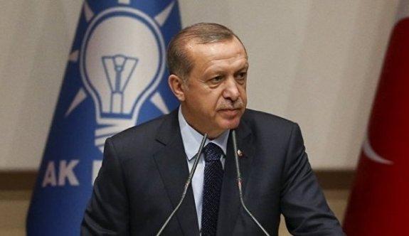 Erdoğan, ''Suriye'ye Kürt Devleti kurulmasına izin vermeyeceğiz.''