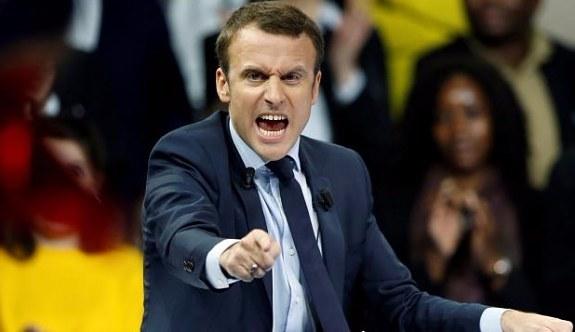Fransa Cumhurbaşkanı Macron'dan Kırım mesajı