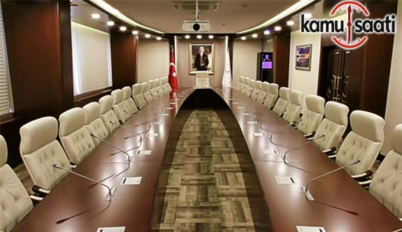 HSK'ya ait atama kararları Resmi Gazete'de 8 Haziran 2017