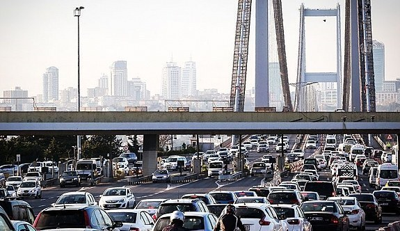 İstanbullular dikkat! 15 Temmuz Şehitler Köprüsü'nde bakım çalışması başlıyor