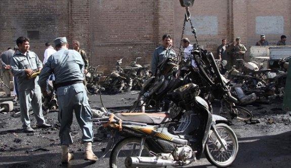 Kabil'de camiye saldırı: 6 ölü