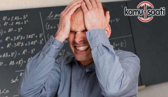 Öğretmenlere Yeterlilik Sınavlarına Psikolojik Testler Uygulanacak