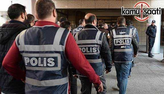 Ordu, Giresun ve Samsun'da FETÖ Operasyonu; 32 gözaltı
