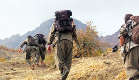 PKK'lı teröristler köşeye sıkıştı, 2 kişiyi rehin aldılar