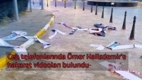 15 Temmuz afişlerini parçalayan 3 kişi gözaltına alındı