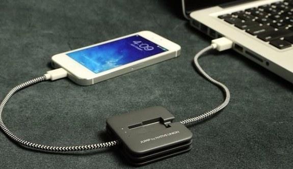 Batarya derdine son - Bataryasız telefon icat edildi