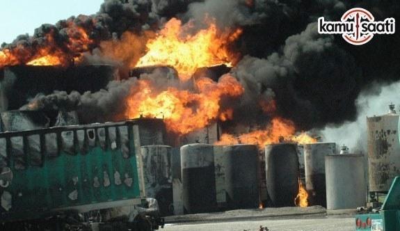 Büyük Endüstriyel Kazaların Önlenmesi Hakkında Yönetmelik Değişti