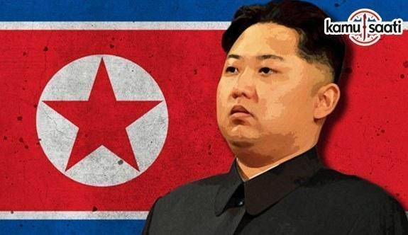 Kuzey Kore yine balistik füze denedi!