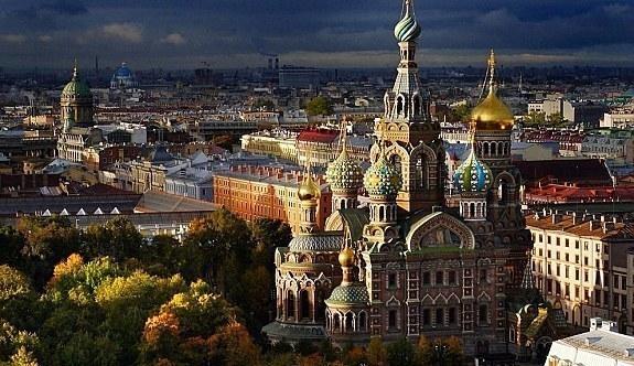 Rusya'da, FETÖ operasyonu başlatıldı