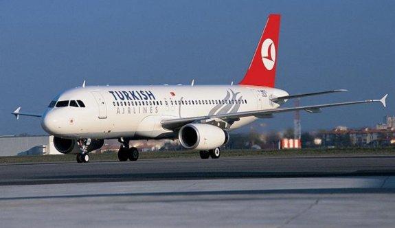 THY uçağı Kahire'ye acil iniş yaptı