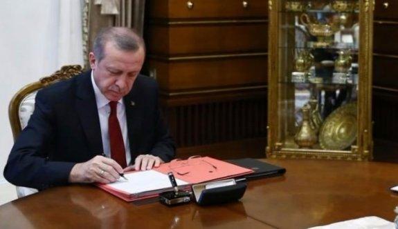 3 üniversiteye Erdoğan'ın onayıyla rektör atandı
