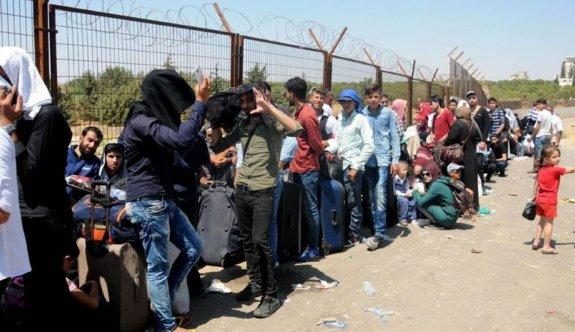 60 bini aşkın Suriyeli bayramlaşmak için memleketlerine gitti