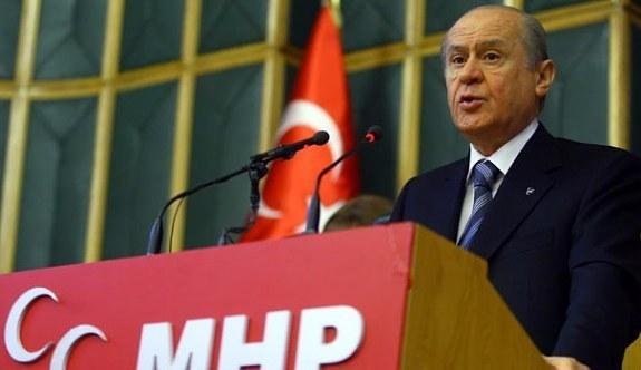 Bahçeli'den Başbakan Yıldırım'a cevap: Sözlerimin arkasındayım