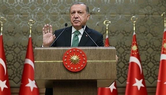 Cumhurbaşkanı Erdoğan İslam ülkeleri liderleriyle görüştü