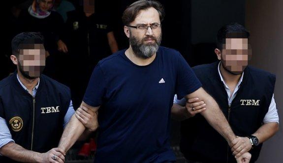 FETÖ'nün 'İzmir ve Bornova imamı' tutuklandı