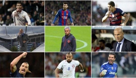 FIFA yılın adaylarını açıkladı