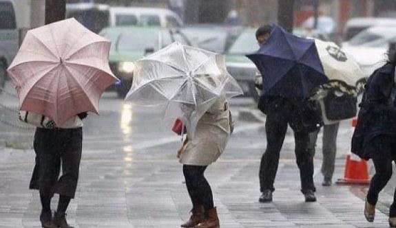 İstanbul için Meteoroloji'den yağış uyarısı