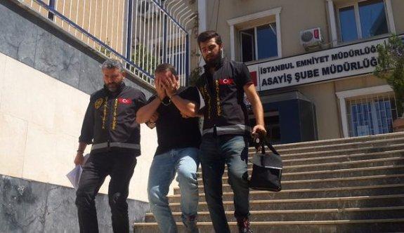 İstanbul'da oto dolandırıcılığı operasyonu