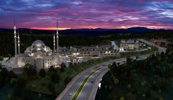 Kuzey Ankara Camii ve Külliyesi, Türkiye'nin en büyük külliyesinden biri olacak