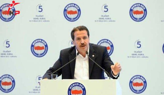 Memur-Sen'den 2018-2019 yılı için zam açıklaması