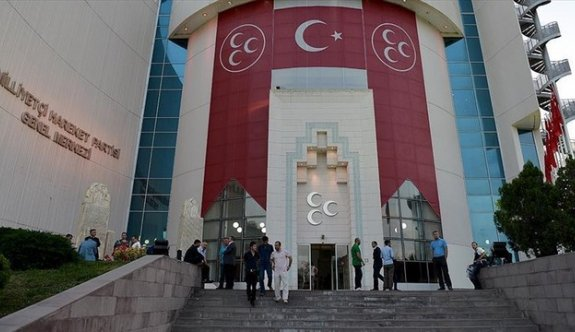 MHP'den 56 kişi istifa etti