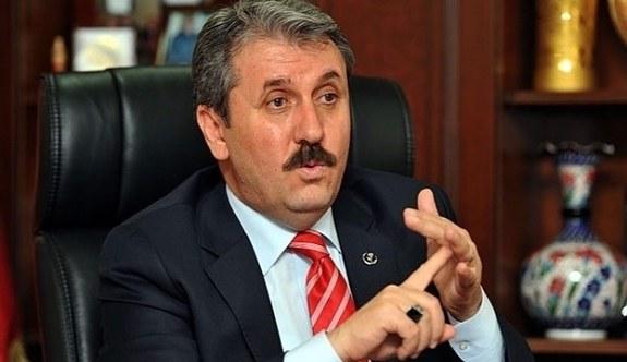 Mustafa Destici'den Malazgirt Zaferi için açıklama