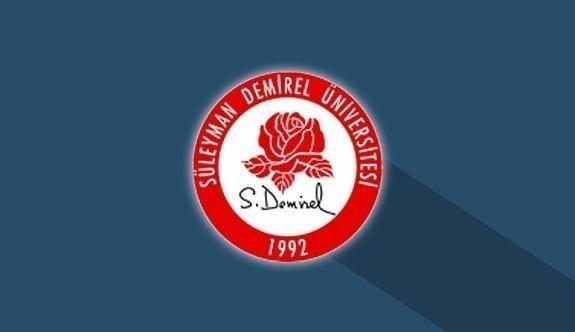 Süleyman Demirel Üniversitesi sözleşmeli personel alım ilanı