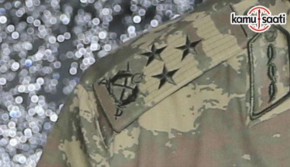 2 korgeneral, 1 tuğgeneral ve 19 albay emekliliğe sevk edildi