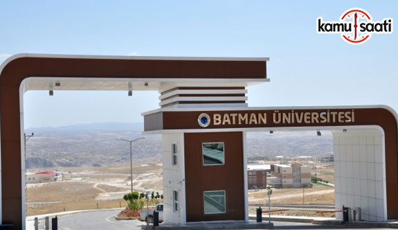 Batman Üniversitesi Kariyer Geliştirme Uygulama ve Araştırma Merkezi Yönetmeliği