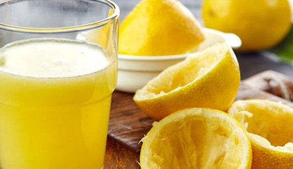 Bilmediğimiz yönleriyle limon ve inanılmaz faydaları