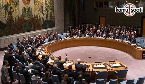 BM Güvenlik Konseyi Arakan gündemiyle toplanacak