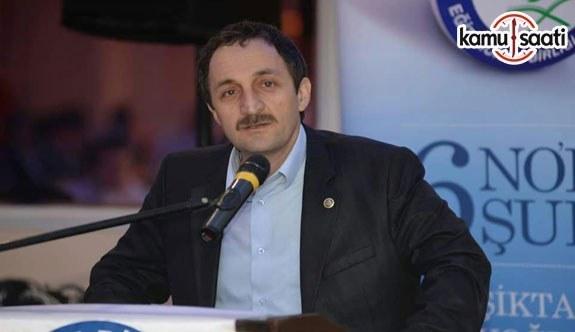Eğitim Bir Sen İstanbul 6 Nolu Şube Başkanı Şekerci, TEOG'a ilişkin açıklama yaptı