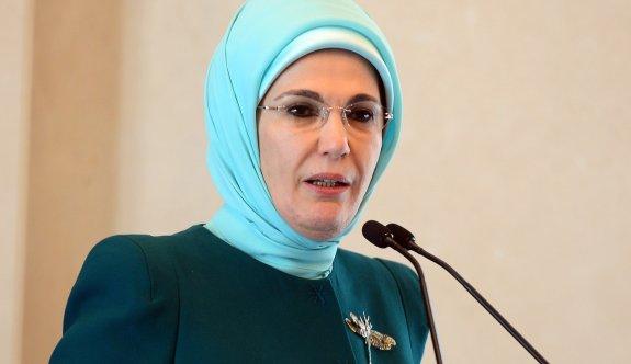 Erdoğan'dan lider eşlerine Arakan mektubu