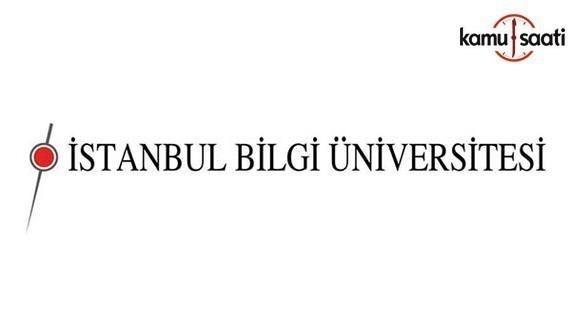 İstanbul Bilgi Üniversitesi Kredili Sistem Lisans ve Önlisans Öğretim Ve Sınav Yönetmeliğinde Değişiklik