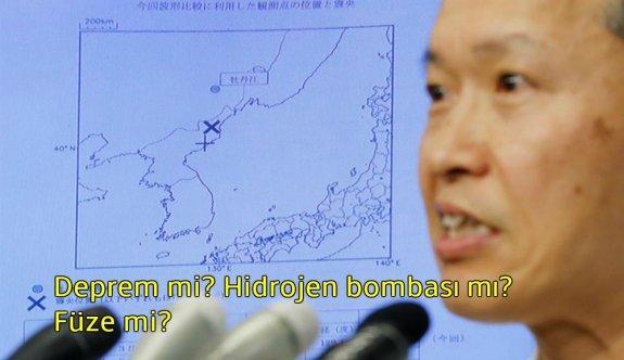 Kuzey Kore'de Hidrojen Bombası deneyi yapıldı iddiası