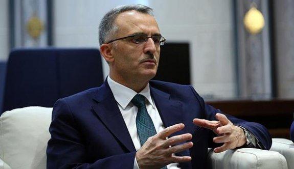 Maliye Bakanı Ağbal: ''Özel sektörün önünü açacağız.''