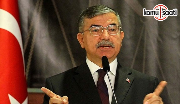 Milli Eğitim Bakanı Yılmaz: Eğitimin amacı toplumu daha refah bir seviyeye iletmektir