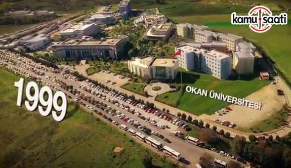 Okan Üniversitesi Tıp Fakültesi Eğitim-Öğretim ve Sınav Yönetmeliğinde Değişiklik Yapıldı