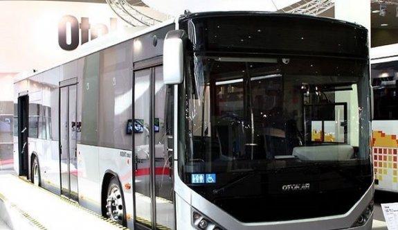 Rus şirketi ilk elektrikli otobüsü Türkiye'ye gönderdi