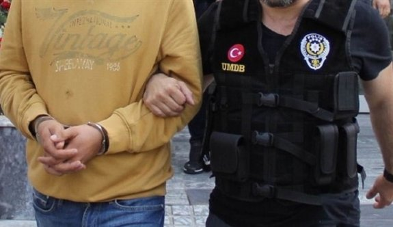 Sosyal medyada 'Cumhurbaşkanına hakaret'ten tutuklandı