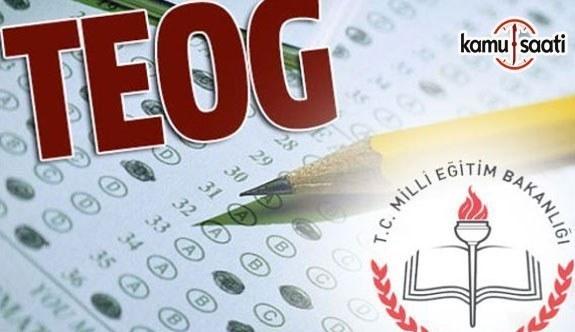 TEOG 3. Nakil Yerleştirme sonuçları açıklandı