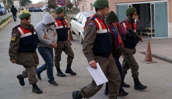 Yunanistan'a kaçmaya çalışan 4 FETÖ'cü  yakalandı