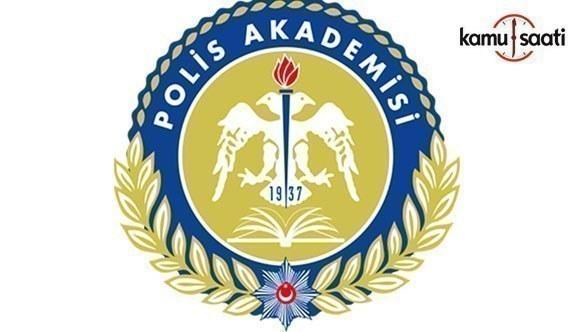 3.Dönem PAEM Komiser Yardımcılığı Aday Seçme Sınavını Asil Olarak Kazanan Adayların Dikkatine