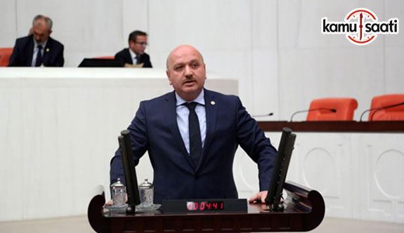 AK Parti Ordu Milletvekili Metin Gündoğdu'dan, 29 Ekim Cumhuriyet Bayramı mesajı