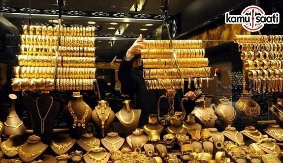 Altının gramı tüm zamanların en yüksek seviyesini gördü