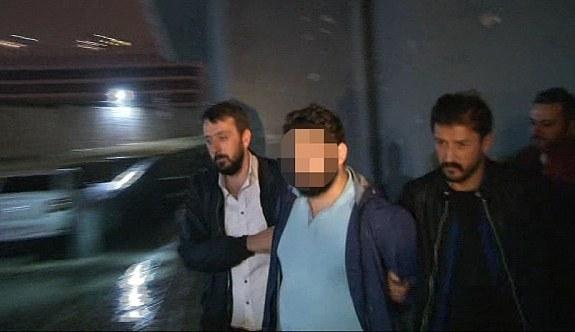 Ataşehir'de bir kadına yumruk atan kişi Tıp Fakültesi öğrencisi çıktı