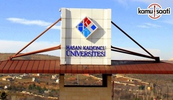 Hasan Kalyoncu Üniversitesi Yapılı Çevre Uygulama ve Araştırma Merkezi Yönetmeliği