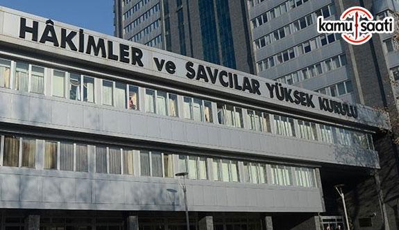 HSK'nın 39 kişiyi meslekten ihraç kararı ve ihraç edilenlerin isimleri Resmi Gazete'de - 6 Ekim 2017 Cuma