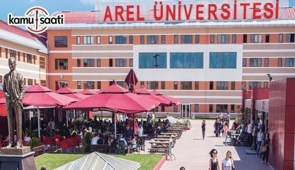 İstanbul Arel Üniversitesi Önlisans ve Lisans Eğitim-Öğretim ve Sınav Yönetmeliği